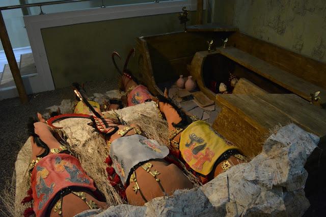 antropoloji müzesi, Almatı