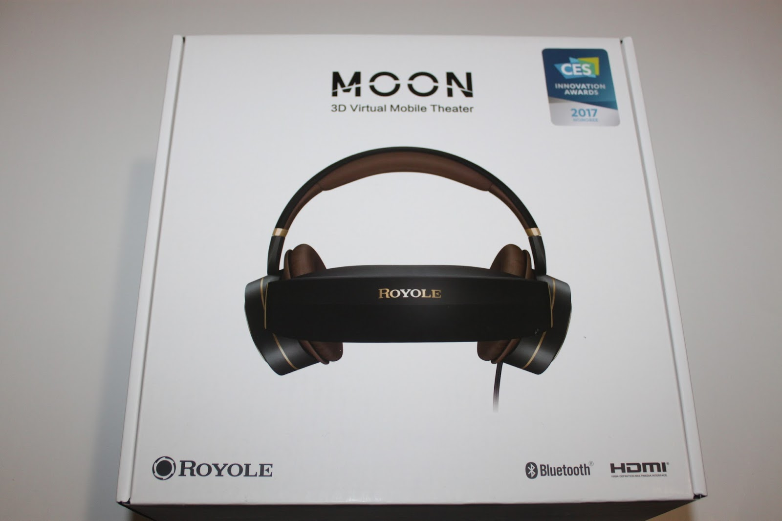 Royole Moon Stereowise Plus Royole Moon 3d Virtual Mobile Theater Review