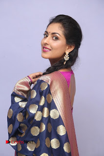 Actress Madhu Shalini Latest Pictures in Salwar Kameez  0042