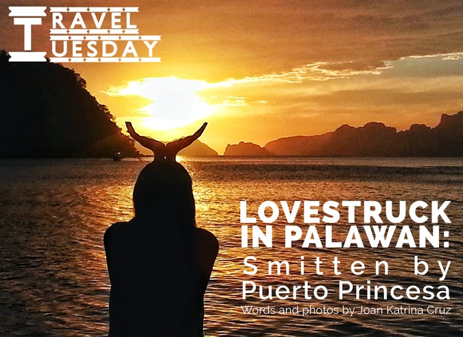 Lovestruck in Palawan: Smitten by Puerto Princesa