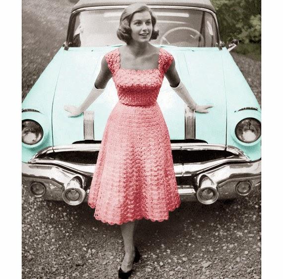 Crochet Dynamite: Crochet Wedding Dress Round-up