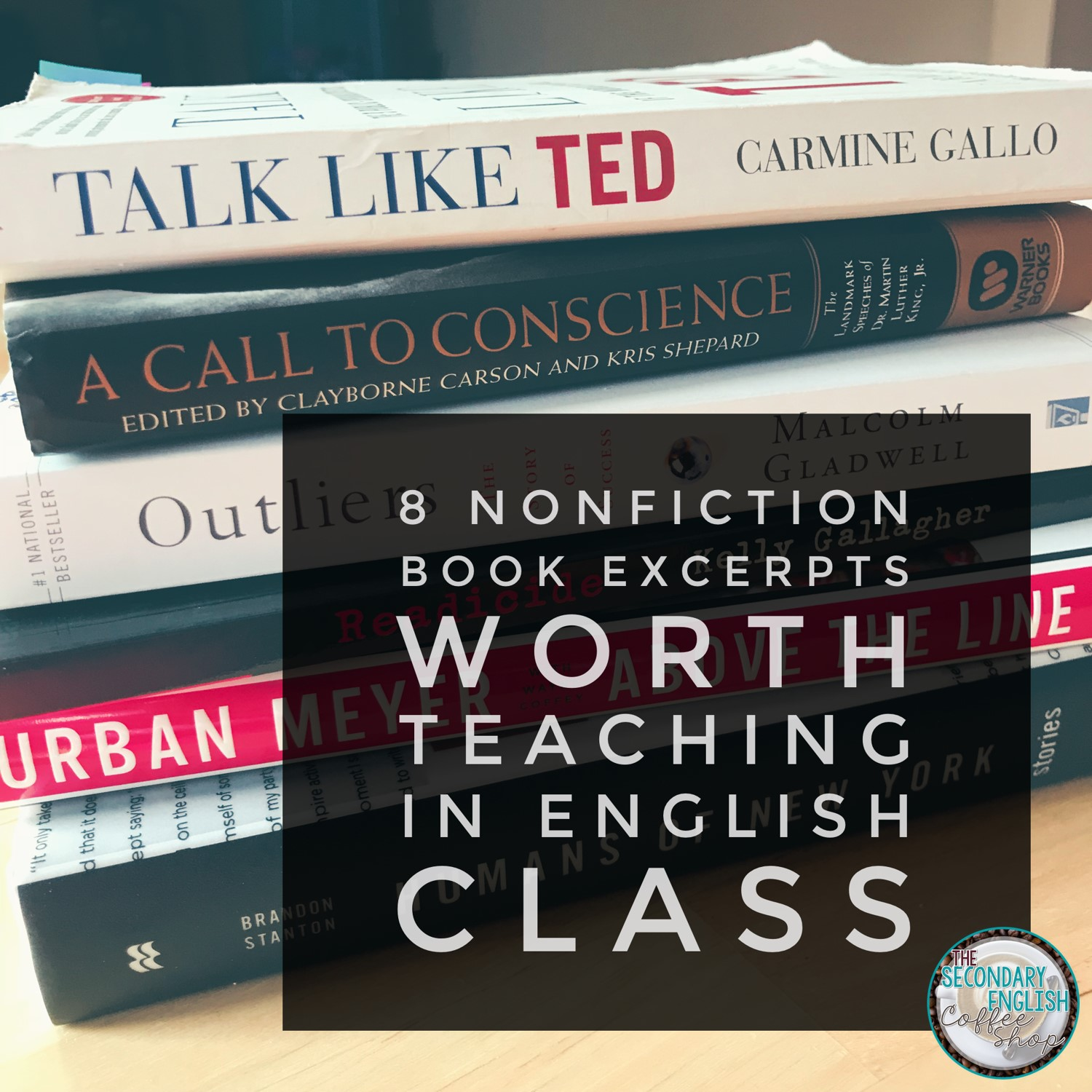8 nonfiction book excerpts worth teaching in ela  the