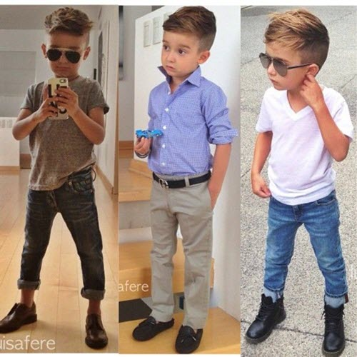 Kids Hairstyles For Boys In 2017 Online Shoping 4
