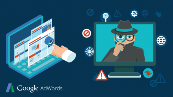 Tentang Click Fraud atau Klik Penipuan Pada Iklan Google Adsense