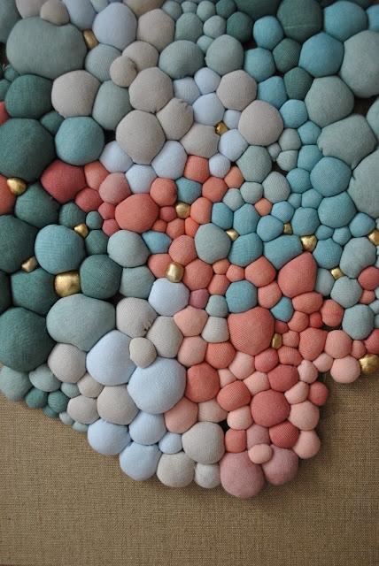 obrazy z kulek szmacianych