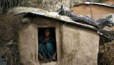 Di sini Wanita Haid Bisa Berujung Kematian, Info Seputar Wanita
