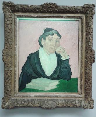 A Arlesiana de Vincent Van Gogh