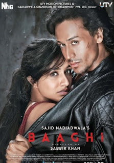 Download Film Baaghi (2016) Subtitle Indonesia
