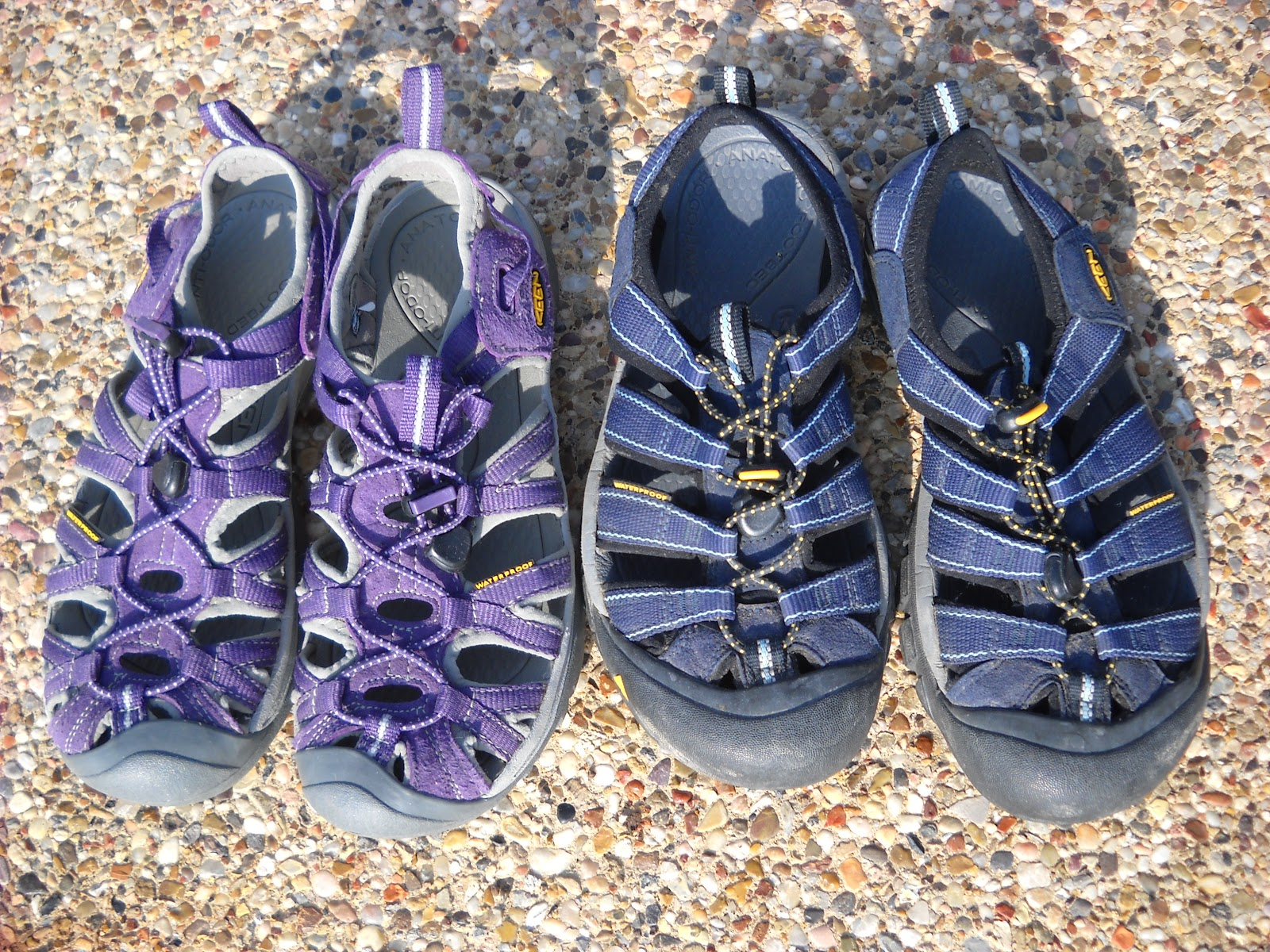 c6c4eb9b9d3 FishOn! the Fly  OBN s Gear Review  Women s Keen Sandals