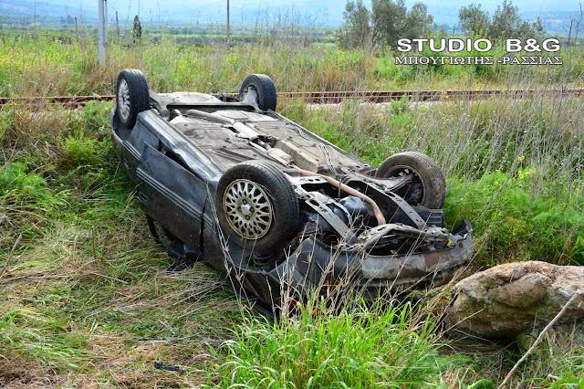 Αυξήθηκαν τα τροχαία ατυχήματα το Μάιο στην Πελοπόννησο