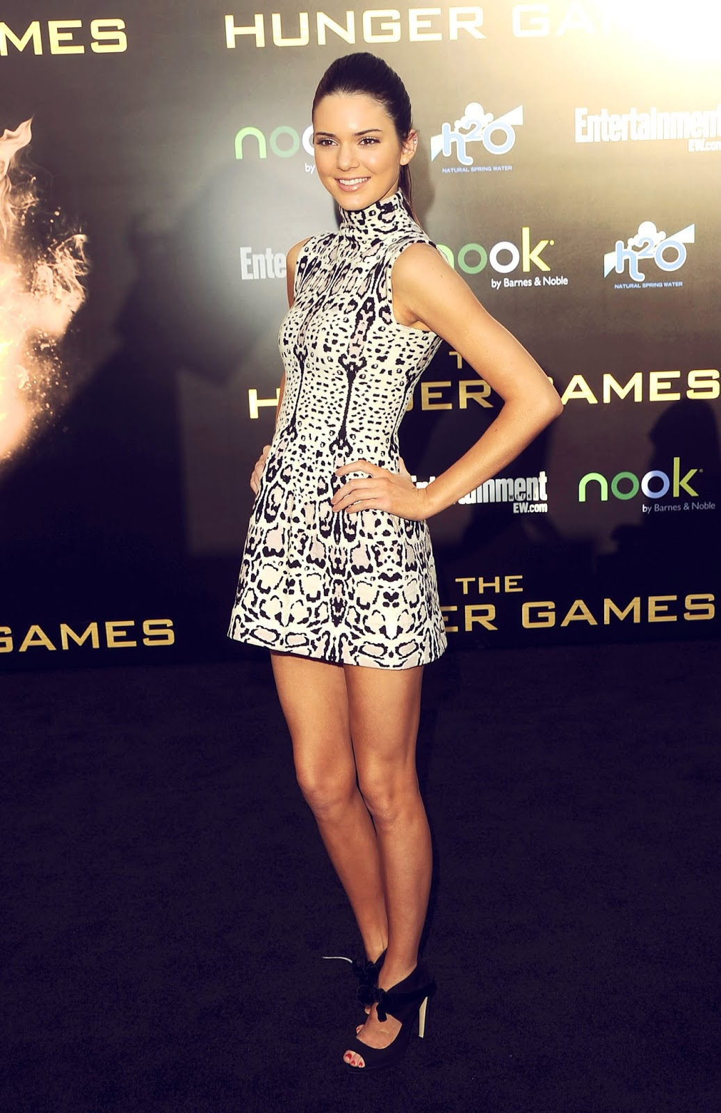 27 - At The Hunger Games Los Angeles Premiere on March 12, 2012
