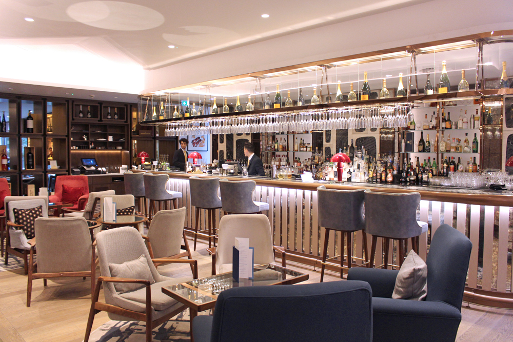 The Devonshire Club, City of London - UK lifestyle blog