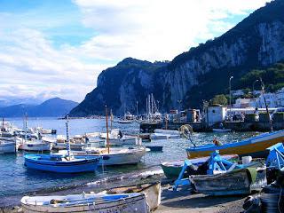 Italia; Italy; Italie; Campania; Capri; Isla; Isola; Puerto; Marina Grande