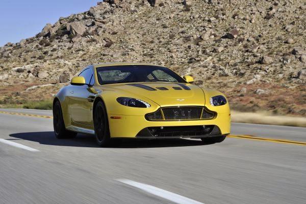 Aston Martin V12 Vantage S EXTREME SPORTS