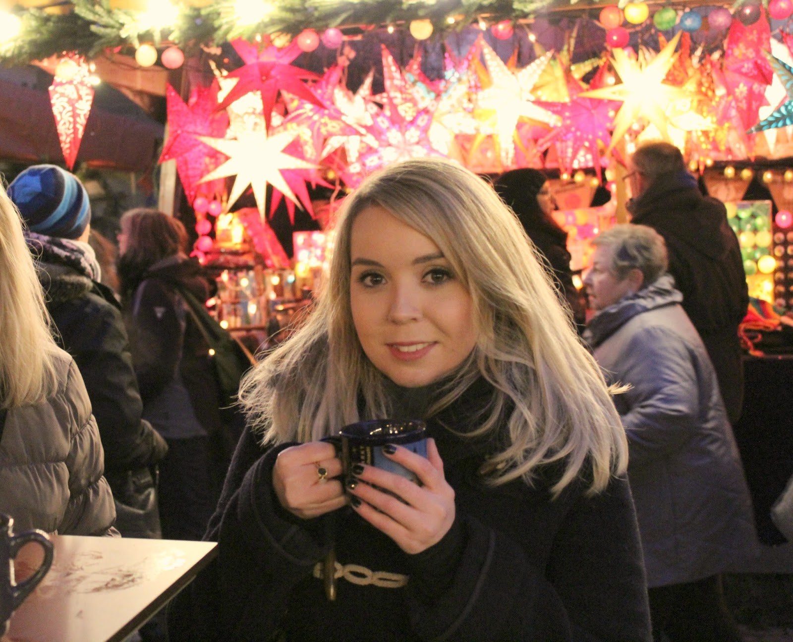 A Christmas Dream | German Christmas Market Rothenburg | Blogmas Day ...