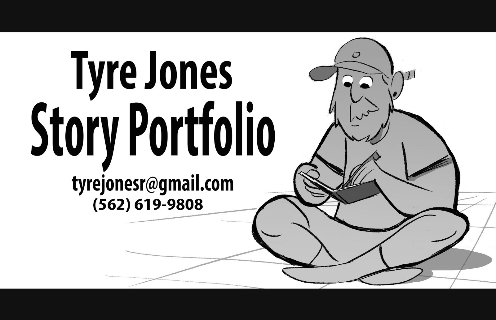 Tyre Jones Portfolio
