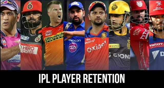 Everything you need to know about the IPL New Player Retention Policy: IPL 2018