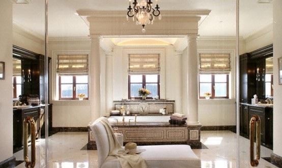 Decoración de interiores: Cuartos de baño ¡¡¡¡Que Lujo!!!!!
