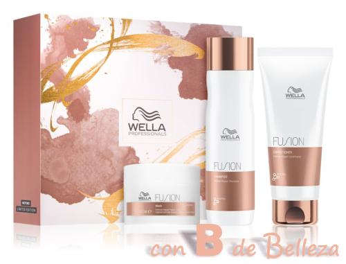 Lote productos Wella Fusion