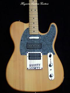 image results for Haywire Custom Guitars custom shop single cutaway
