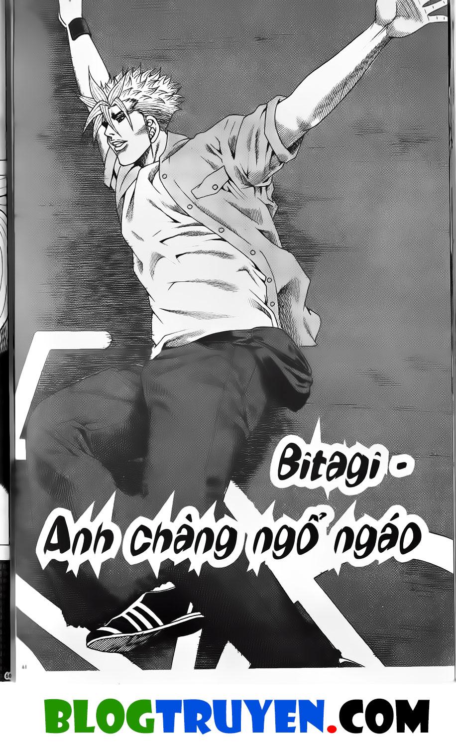 Bitagi - Anh chàng ngổ ngáo chap 374 trang 17