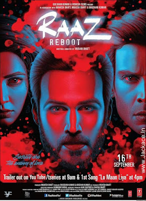 Raaz: Reboot Budget & Day Wise Box Office Collection