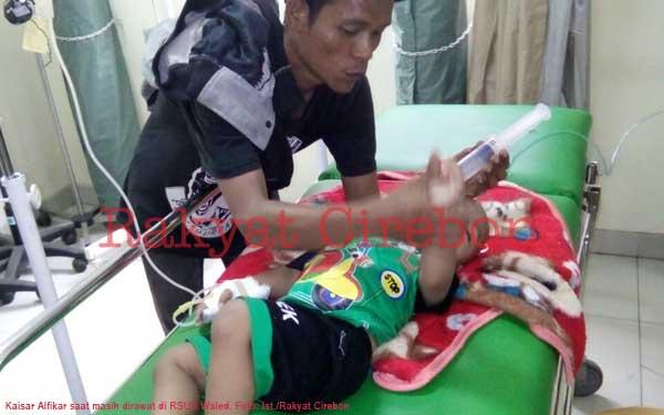 bayi mungil asal cirebon tewas ditangan ayahnya