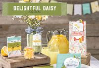 Look more closely at the Delightful Daisy Product Suite by Stampin' Up!