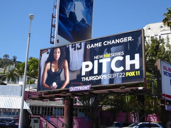 Pitch series premiere billboard
