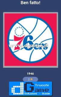 Soluzioni NBA Team Quiz livello 88