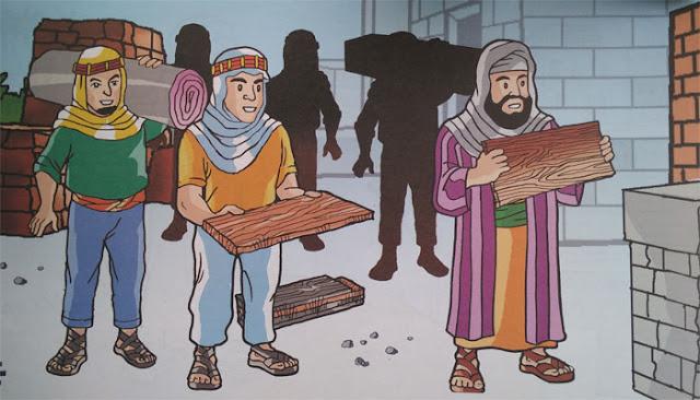 Kisah Sahabat Rasulullah, Mu'adz Bin Jabal r.a (Imam para Ulama) - Bag 1