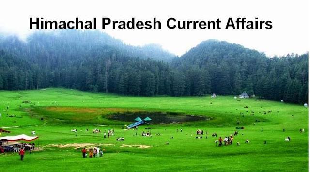 Himachal Pradesh Current Affairs