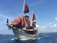 Proses Produksi Perahu Kapal Phinisi Secara Lengkap | Galangan Seputar Kapal