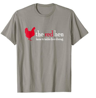 Red Hen Lexington T-shirt