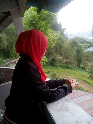 Khalifah Gadis Medan Berhijab Cari Suami