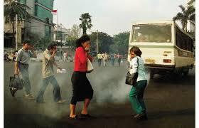 Pencemaran udara Akibat Timbal