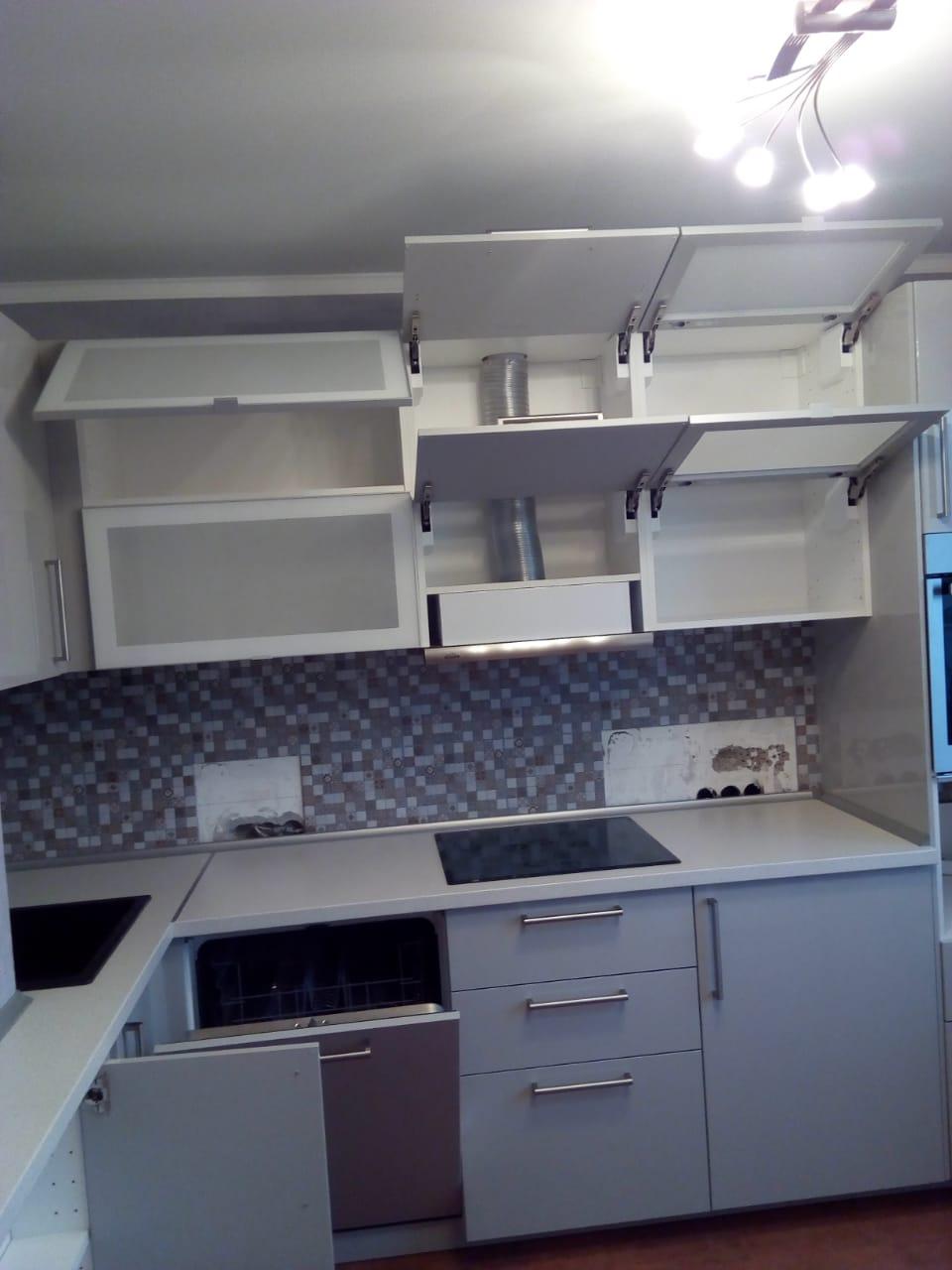 сборка мебели и кухни икеа москва и мо недорого с гарантией заказ