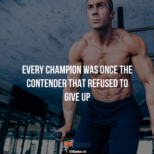 training motivation quotes