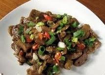 Resep Masakan Tumis Jamur Tiram