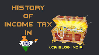 History of Income Tax