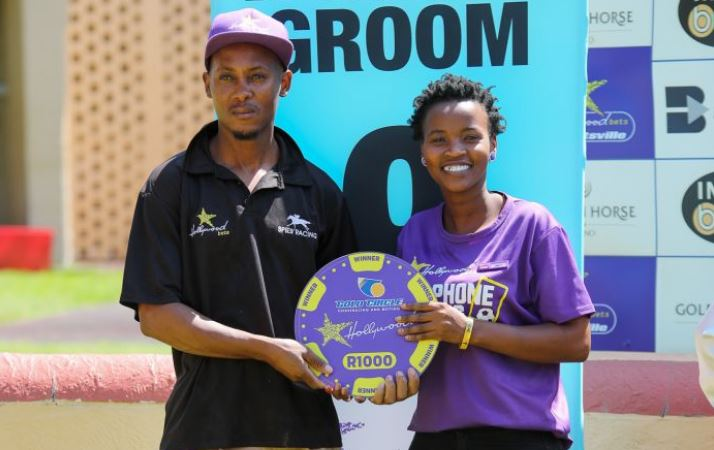 Hollywoodbets and Gold Circle Grooms' Initiative Winner