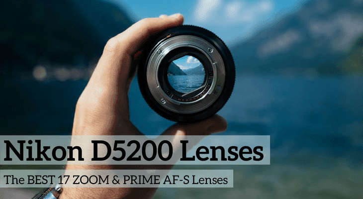 Lenses for Nikon D5200