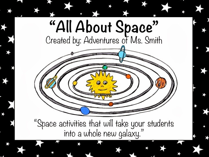 Adventures of Ms. Smith: Solar System Fun!