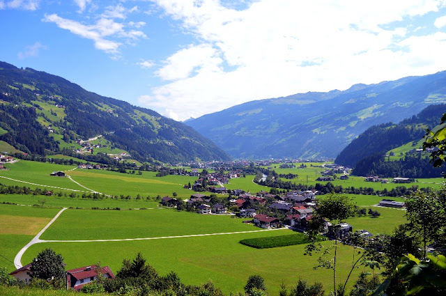 cosa vedere a zillertal