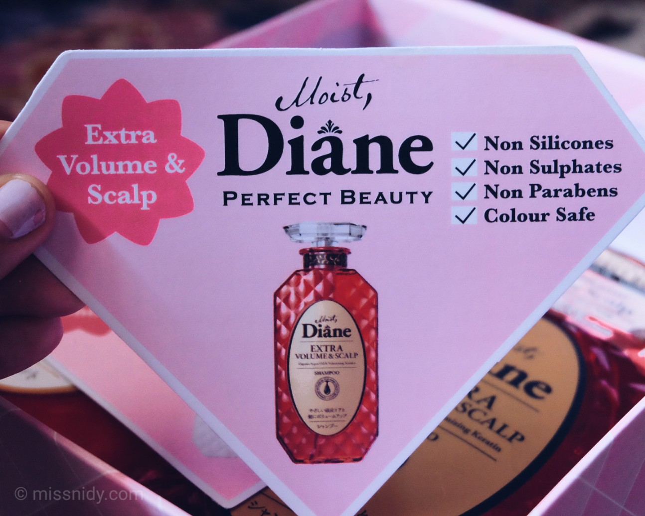 shampoo bebas paraben, silikon, dan sulfat
