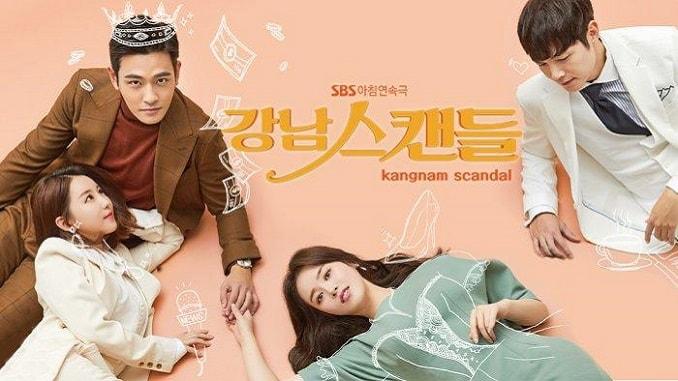 Drama Korea Gangnam Scandal Subtitle Indonesia