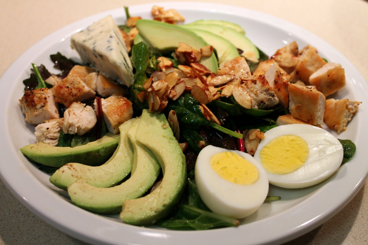 Cook In Dine Out Cobb Salad
