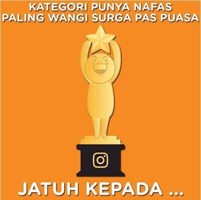 10 Meme Nominasi Paling Kocak Yang Beredar Di Media Sosial, Lo Yang Mana Nih?