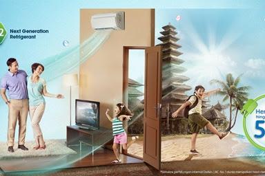 Wujudkan Kenyamanan Keluarga dan Hemat Energi dengan AC Daikin Inverter