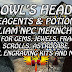 Owl's Head Recipes • Reagents, Potions, Gems, Jewels, Scrolls & More • Shroud Of The Avatar Recipes